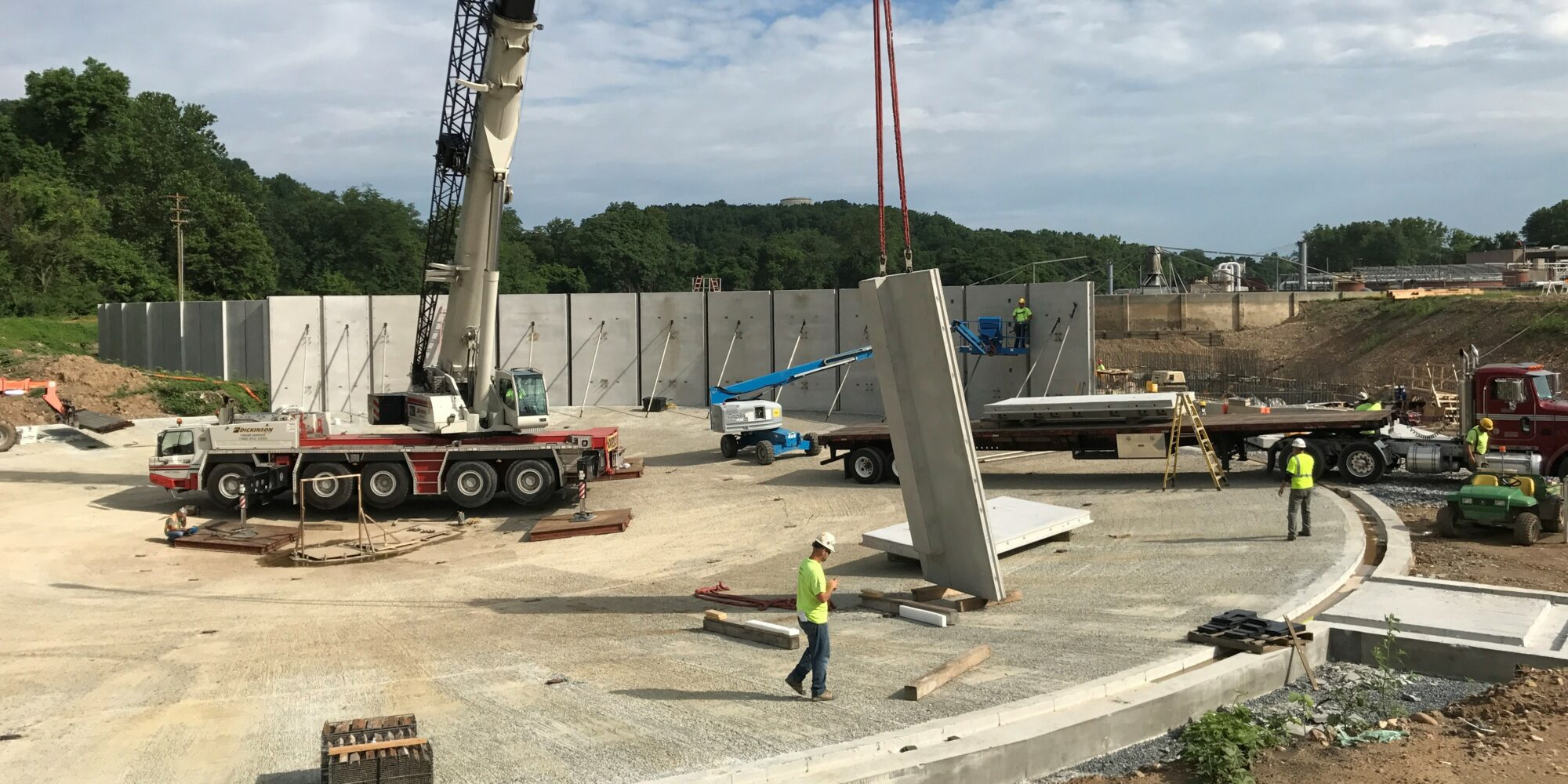 Construction Management Services for Wastewater Treatment, PA